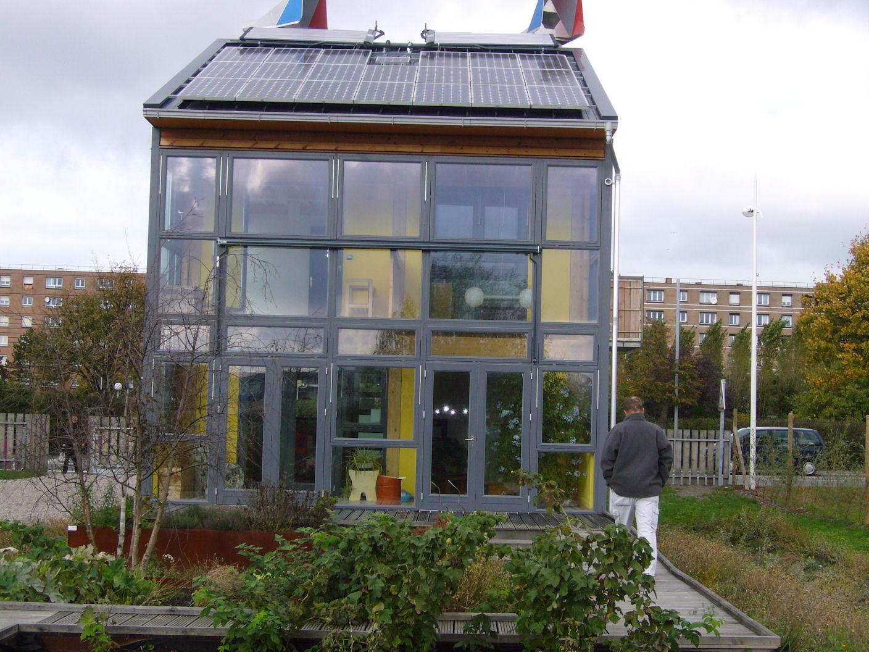 Maison Ecologique Grande Synthe