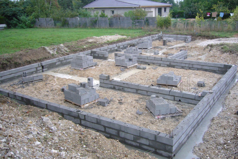 etape construction d une maison individuelle ? maison moderne - Les Differentes Etapes De La Construction D Une Maison