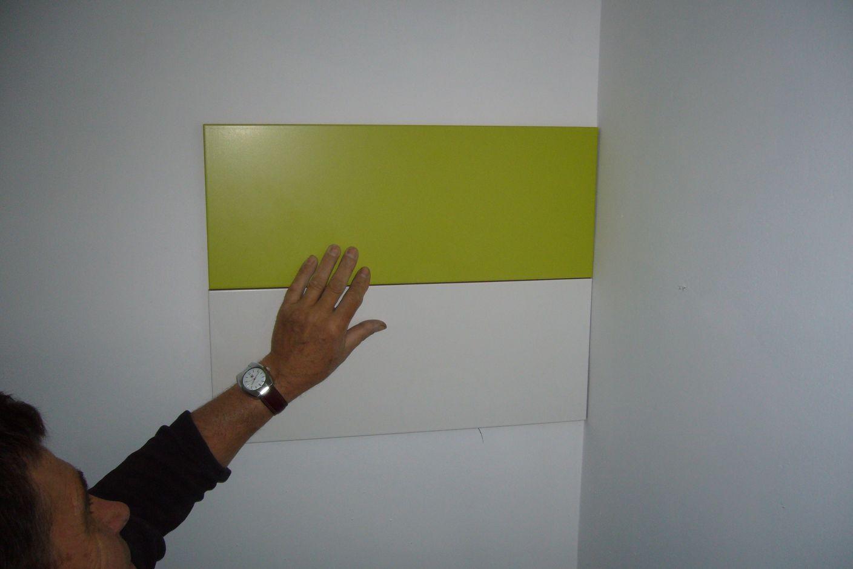 Merveilleux Faience Vert Anis Chantier Du 11 05 2011   La Suite Du Carrelage   Notre  Projet